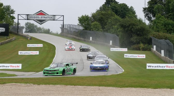 Road America Trans-Am Report