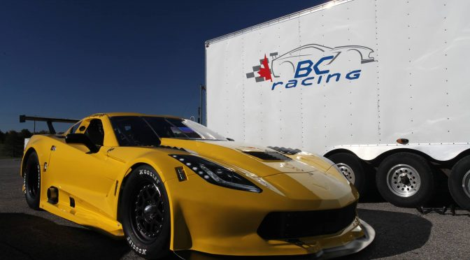 BCR Delivers New TA Car