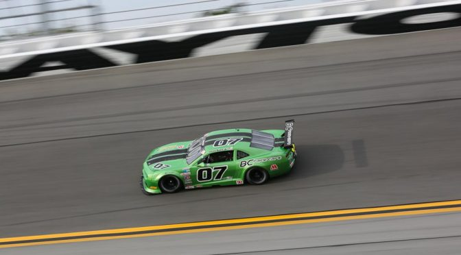 BCR Salvages two top 10s at Daytona!