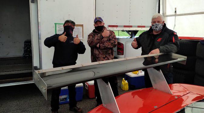BCR Set-Up Wins 5th Straight GT-1 Championship