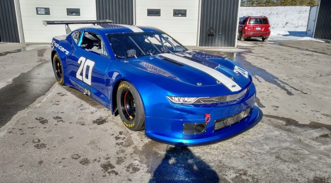 NEW TA2 CAMARO FOR BCR