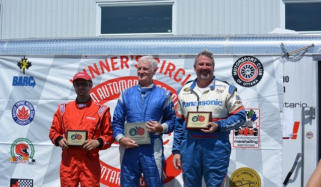 BARC   Canadian  Touring  Trophy  Races  August 1 & 2       by Al Norrie